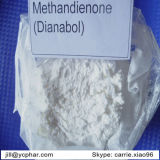 Muskel-Gebäude-Puder-Hormon Dianabol für Einspritzung