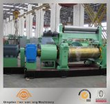 Open di gomma Two Roll Mixing Mill con lo SGS, BV, iso