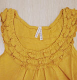 Form-Kleid-Frauen-BaumwollBreathable Weste-Trägershirt