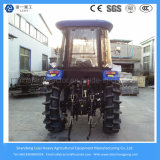 Trattore dell'azienda agricola/Deutz/Yto/Agricultural del motore diesel del rifornimento 70HP della fabbrica con quattro rotelle