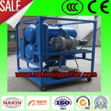 Macchina del purificatore di olio del trasformatore di vuoto, sistema di pulizia di filtrazione dell'olio residuo