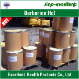 Естественный HCl Berberine выдержки завода