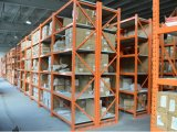 Estante de placa para trabajos de tipo medio de acero inoxidable del almacenaje del almacén