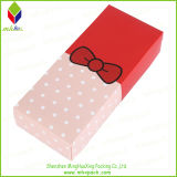 熱い販売のかわいいソックスの包装のボール紙の印刷ボックス