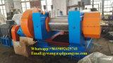 Laminatoio di gomma del cracker Xkp-450 per il pneumatico residuo che ricicla la linea di produzione