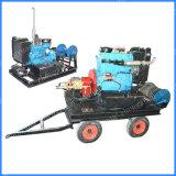 Abwasserkanal-Abflussrohr-Reinigungs-Maschine 180bar