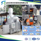 Inceneratore del rifiuti urbani alla pianta di energia, pianta di incenerimento del rifiuti urbani
