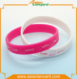 Wristband Eco-Friendly do silicone do esporte da Misturar-Cor