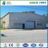 Fábrica de acero del almacén del metal prefabricado industrial