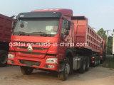 Тележка 6X4 трактора Cnhtc HOWO для Африки