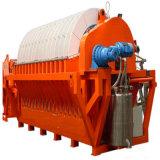水処理のための鉱山の鉱石の真空のディスクフィルター