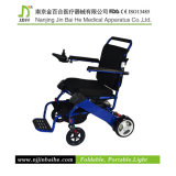 Disabled 2014년 Hot를 위한 Foadable Electric Power Wheelchair New Invention