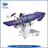 Tableau d'exécution médical électrique et hydraulique de gynécologie