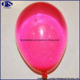 De rode Ballon van het Water met Pumper, de Levering voor doorverkoop van het Speelgoed van de Decoratie van het Festival