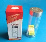 Gewölbtes Papier-Geschenk-Kasten-Farben-Verpackungs-Karton-Schaukarton für Rasierapparat-Haar-Teiler Massor Kopfhörer-Lautsprecher-Kasten-Cup-Flasche (D22)