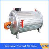 オイルおよびガス燃焼の熱オイルのボイラー