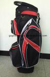 Гольф/облегченный Nylon мешок тележки гольфа