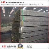 Casilla negra de la venta caliente/Corea exportada tubo de acero rectangular