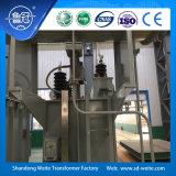 110kV oil -Immersed winding drie, ontlaadt kraan-verandert Power Transformer