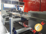 Nach dem Spinnen oder strickendem Prozess wird beendentextilmaschinerie der Wärme-Einstellung Stenter verwendet