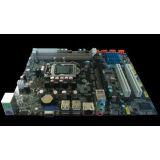 Desktop материнская плата H55-1156 с 2* DDR3/2PCI/HDMI