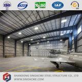Fornitore professionista di capannone dei velivoli della struttura d'acciaio