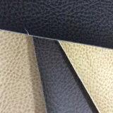 Couro 2015 do sofá da mobília (HS035#)