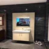Constructeur professionnel de partie supérieure du comptoir de salle de bains