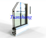 높은 Quality 프랑스 Aluminum Casement Window Window