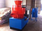 Создатель лепешки машины биомассы деревянный