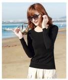 Женский круглый ворот культивирует One свитер Yf16021 нравственности тонкий