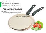 De handvat Met een laag bedekte Non-Stick Pan van het Aluminium voor Cookware Reeksen sx-Yt-A027