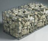 Qualität galvanisierte geschweißten Gabion Kasten mit Fabrik-niedrigerem Preis