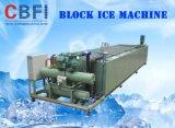 Máquina de hielo de bloque del precio competitivo Industrail