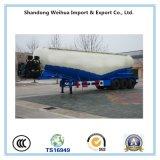 반 트레일러의 경량 대량 시멘트 유조 트럭
