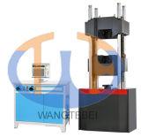 Wth-P600 pantalla del equipo hidráulico de la máquina universal de ensayos