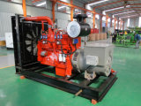 廃熱発電のプラント発電機の天燃ガス