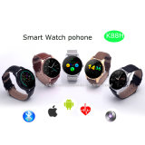 IP54 Waterproof Smart Watch mit Heart Rate Monitor (K88H)