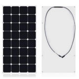 Hot Salts Mono 100W 18V Semi Flexible device Solar Panel with Best Quality