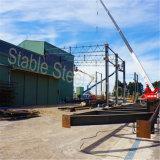 Helle Stahlkonstruktion-vorfabrizierte Werkstatt in Chile