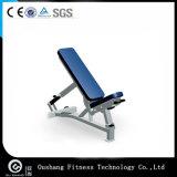 Justierbares Eignung-Gymnastik-Gerät des Prüftisch-OS-H067 (Abdachung FlatDecline)