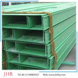 La extrusión por estirado durable y buena del precio perfila el canal y los tubos de la fibra de vidrio de FRP GRP