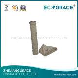 Sacchetto filtro acrilico di buon di idrolisi filtro dell'aria di resistenza