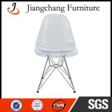 Plastic Seat (JC-E55)를 가진 높은 Quality Wooden Emaes Chair