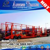 반 2개의 차축 수출용 자동차 운반선 트럭 트레일러/차 수송 트럭 트레일러