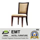 의자 (EMT-HC121)를 식사하는 단단한 나무 호텔 의자