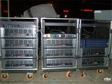Ta 200 2 채널 통신로 200W 종류 D 증폭기 모듈