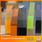 50mm Thick Cast Acrylic Plastic Sheet für Lighting Decoration
