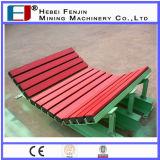 Belt Conveyor Impact Bed Bar voor Conveyor Station laden