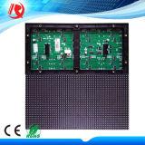 P4 스크린 모듈을 광고하는 실내 LED 단말 표시 모듈